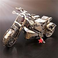 Mô Hình Kim Loại 3D Tự Lắp: Siêu Moto Avenger - Mô Hình Giải Trí - Xả Stress, Mô Hình Sưu Tầm, Mô Hình Trang Trí, Quà Tặng Mô Hình