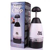 Dụng Cụ Cắt Thái, Băm Rau Củ Slap Chop 5 trong 1, mẫu mới nhất, siêu tiện lợi, sơ chế nhanh