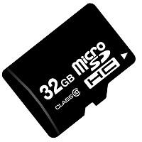 Thẻ nhớ micro sd dung lượng 32gb cho máy nghe nhạc điện thoại OEM - hàng nhập khẩu