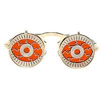 Steampunk Round Sunglasses Circle Goggles UV Protection Men Women
