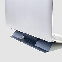 Giá Đỡ Laptop MOFT Laptop Stand Mini, Đế Tản Nhiệt Máy Tính, Chân Đế MacBook Siêu Mỏng Như Vô Hình, Chất Liệu Sợ Thủy Tinh Và PU - Hàng Chính Hãng