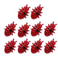 Bộ 10 cái béc tưới cây DripPets Ladybug.  Xuất xứ: Australia.