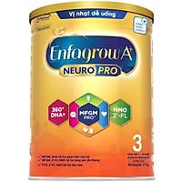Sữa bột Enfagrow A+ NeuroPro 3 với 2'-FL HMO cho trẻ từ 1 – 3 tuổi– 1.7kg