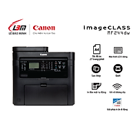 máy in laser đa năng Canon MF244dw- Hàng chính hãng