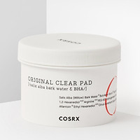 Bông Tẩy Da Chết Cosrx One-Step Original Clear Pad 70 Sheets (New 2019)