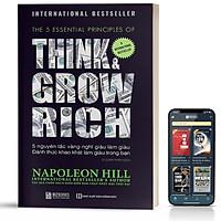 Sách - 5 nguyên tắc vàng nghĩ giàu làm giàu - Đánh thức khao khát làm giàu trong bạn  - BizBooks