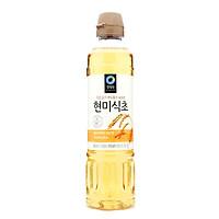 Giấm Gạo Lứt Daesang Hàn Quốc 500ml