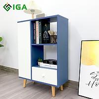 Tủ Sách, Tủ Đồ Đa Năng Quada Thương Hiệu IGA - GP124