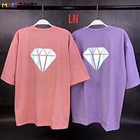 Áo phông phản quang kim cương L&N