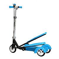 Xe trượt Scooter 3 bánh có bàn đạp tải trọng cao Broller BABY PLAZA LZ-011-1