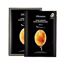 [ 10 Miếng ] MẶT NẠ SĂN CHẮC DA JMSOLUTION HONEY LUMINOUS ROYAL PROPOLIS MASK 30ML