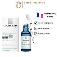 Dưỡng chất tái tạo da, phục hồi da hư tổn La Roche-Posay Hyalu B5 Serum 30ml, tinh chất serum dưỡng da chống lão hóa da
