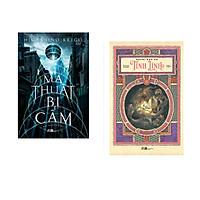 Combo 2 cuốn sách: Ma thuật bị cấm  + Người bảo hộ tinh linh