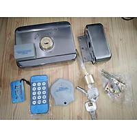 2 bộ ổ khóa điện từ (chìa cơ và thẻ từ) dành cho nhiều loại cửa
