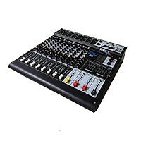 Mixer 8 line Bell Plus cho dàn karaoke (bàn trộn nhạc) - Hàng chính hãng