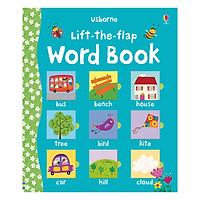Usborne Lift-the-Flap First Skills: Word Book
