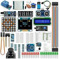 Liquid Crystal Display Module Set For Arduino Kit Uno R3 Nano V3.0 Mega