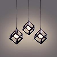 Đèn thả 3 hình lập phương đã bao gồm bóng