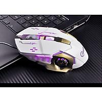 Chuột Gaming Mouse Thông Minh Có Đen Led