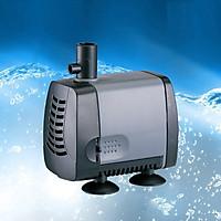 Máy bơm nước AT-104S 28W, 2000L/H (bơm bể cá, bơm thuỷ canh, hòn non bộ, aquaponics, bơm chìm, bơm cạn,...)