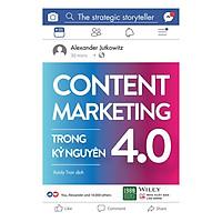 Sách - Content Marketing Trong Kỷ Nguyên 4.0