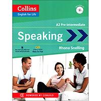 Collins Speaking A2 Pre-Intermediate (Kèm file MP3) - Tái Bản 2020