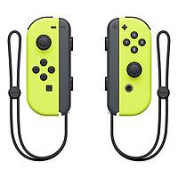 Tay cầm Nintendo Switch Joy‑Con Neon Yellow - Hàng Nhập Khẩu