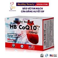 Viên Uống Hỗ Trợ Tim Mạch HB CoQ10 150MG Healthy Beauty