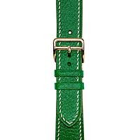 Dây đeo đồng hồ 22-18 MM  SP000602 ALRAN Xanh Lá Cây  cho Apple Watch