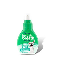 Nước chăm sóc răng miệng cho chó( đậm đặc) - FRESH BREATH BY TROPICLEAN DROPS FOR DOGS