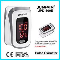 Máy đo nồng độ oxy trong máu và nhịp tim Jumper JPD - 500E