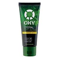 Kem Rửa Mặt Sạch Khuẩn Mụn Kiểm Soát Nhờn Oxy Total Anti Acne (100g)