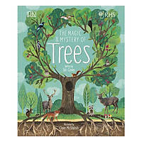 RHS The Magic and Mystery of Trees (Hardback)