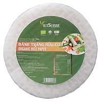 Bánh tráng trắng hữu cơ Vietsuisse 200g
