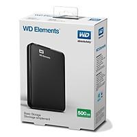 Ổ cứng HDD di động 500GB WD ELEMENTS HÀNG CHÍNH HÃNG