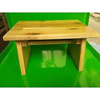 ghế cốc bằng gỗ