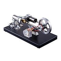 Mô hình động cơ không khí nóng Stirling Kit với 4 chiếc đèn Led đồ chơi giáo dục môn vật lí