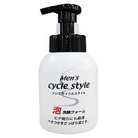 Sữa Rửa Mặt Dạng Bọt Giành Cho Nam Giới CYCLE STYLE Nhật Bản 250ML