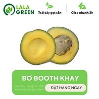 [CHỈ GIAO HCM] BƠ BOOT KHAY (VietGAP/Sạch) - 0.5KG