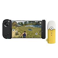 Combo Tay cầm chơi game một bên Bluetooth GameSir T6 và GameSir Remapper A2 - Hàng chính hãng