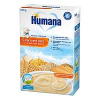 Bột Dinh Dưỡng Ăn Dặm Humana Có Sữa 5 Loại...