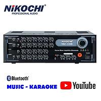 Amply Bluetooth Karaoke nghe nhạc NIKOCHI 139B - Phân phối chính hãng