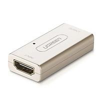 Đầu nối khuếch đại tín hiệu cáp HDMI có chip Ugreen 40265 Hàng chính hãng