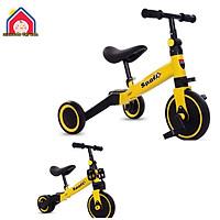 Xe đạp 3 bánh xe chòi chân đa năng sport cho bé