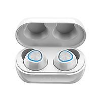 Tai nghe Bluetooth Remax TWS-16 Nhỏ Gọn, Tinh Tế, Âm Thanh Vòm Chân Thực - Hàng chính hãng Màu trắng