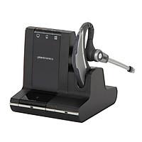 Tai nghe Không Dây Plantronics Savi W730 Tai nghe vô tuyến không dây kết nối với điện thoại bàn và máy tính- hàng chính hãng
