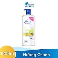 Dầu Gội Head & Shoulders Hương Chanh (1200ml) - Mát lạnh sạch gàu