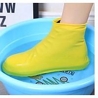 Ủng, giày đi mưa silicon.