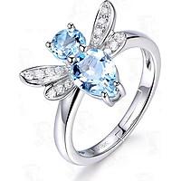Nhẫn nữ Chuồn chuồn xanh ngọc