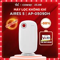 Máy lọc không khí Coway Aires (5) AP-0509DH - Hàng chính hãng